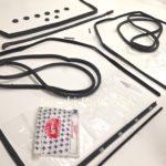 Complete-Kit-WeatherstrippingSealRubber-OEM-Suzuki-Samurai-86-95-ATLGA-292444380730-5