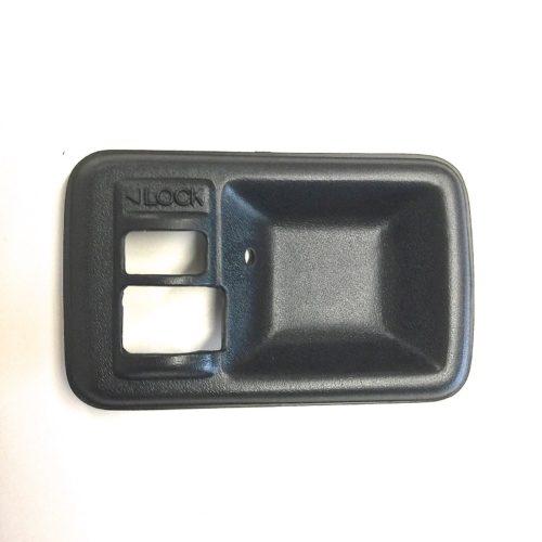 Door-Handle-BEZEL-CASE-Drivers-Side-LH-Black-Suzuki-Samurai-86-93-302638771591