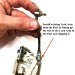 CLEARANCE-Door-Lock-Latch-Mechanism-Drivers-Side-LH-Suzuki-Samurai-86-90-292431606502-5