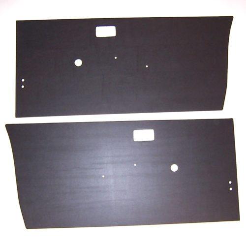 Door-Panels-Trim-LHRH-Black-SGPOEM-Suzuki-Samurai-86-95-ATLGA-292453427262