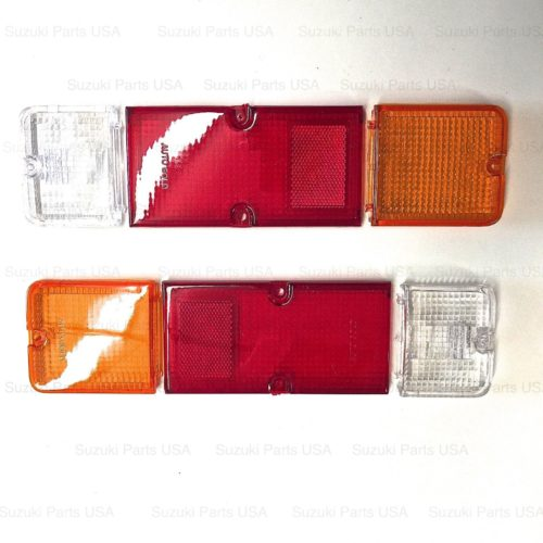 AM-Brake-Light-Tail-Turn-Signal-Lens-SJ410-SJ413-Suzuki-Samurai-86-95-302640065933-2