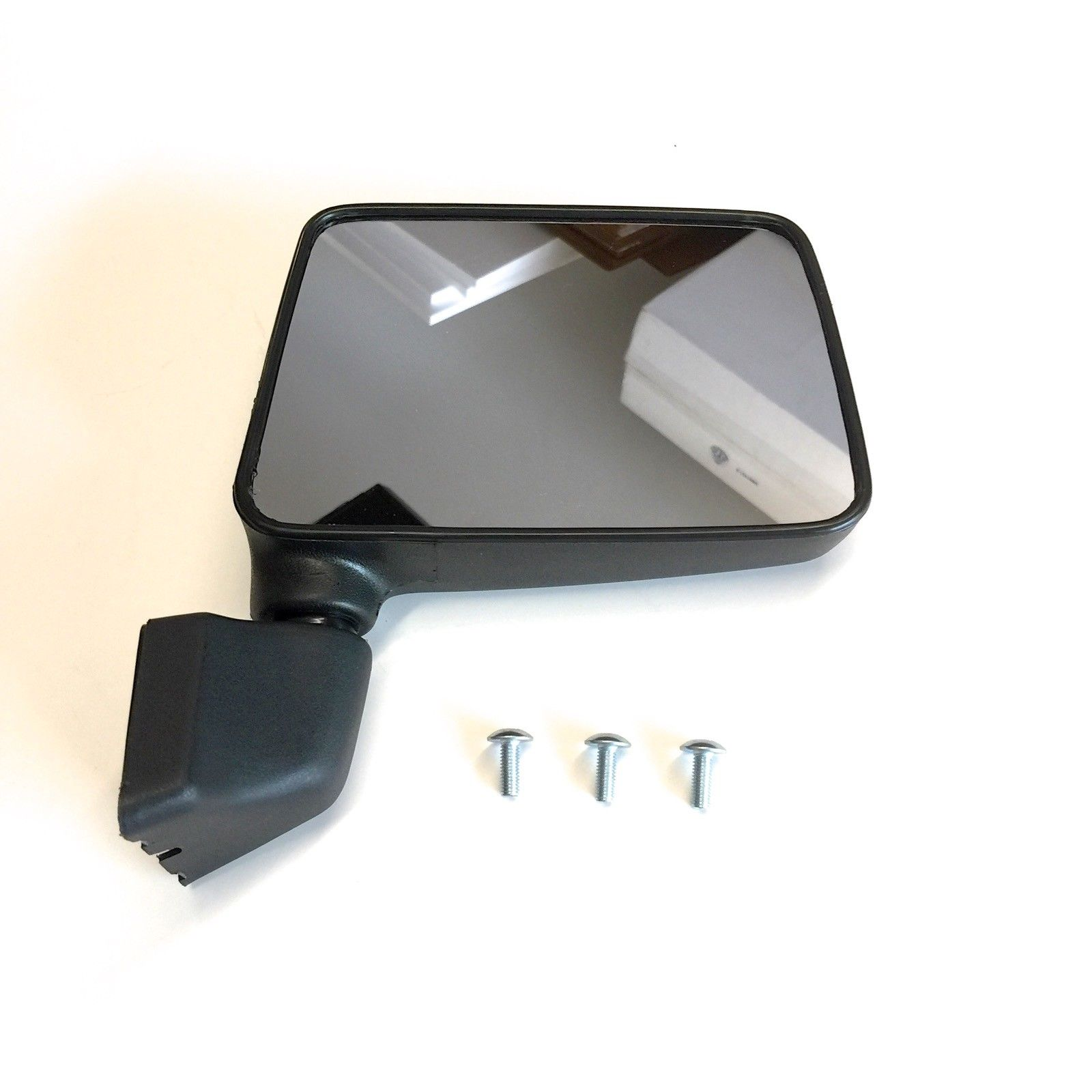 Fit System 69006S Suzuki Samurai Driver Side Replacement OE Style Manual Folding Mirror