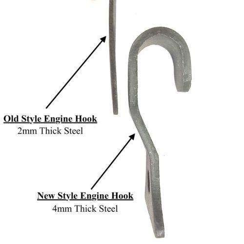 Qty-2-Engine-Hoist-Hooks-Lift-Bolt-On-Suzuki-Samurai-86-95-ATLGA-302609004313-3