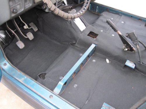 Carpet-Floor-Felt-Driver-Passenger-Area-Sj410-Sj413-Suzuki-Samurai-302638758925-6