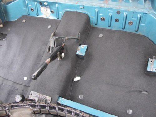Carpet-Floor-Felt-Driver-Passenger-Area-Sj410-Sj413-Suzuki-Samurai-302638758925-8