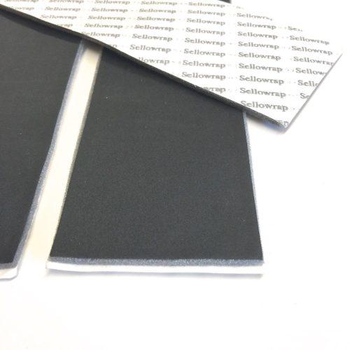 Qty-3-Black-Vinyl-CushionsPad-for-Soft-Top-Frame-Bow-Suzuki-Samurai-86-95-292452209505-3