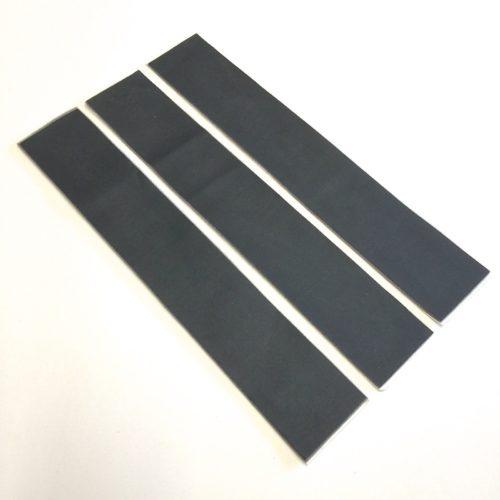 Qty-3-Black-Vinyl-CushionsPad-for-Soft-Top-Frame-Bow-Suzuki-Samurai-86-95-292452209505