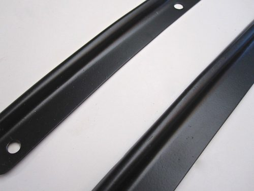 Soft-Top-Metal-Garnish-Extensions-for-Targa-LHRH-Suzuki-Samurai-86-95-292417674645-2