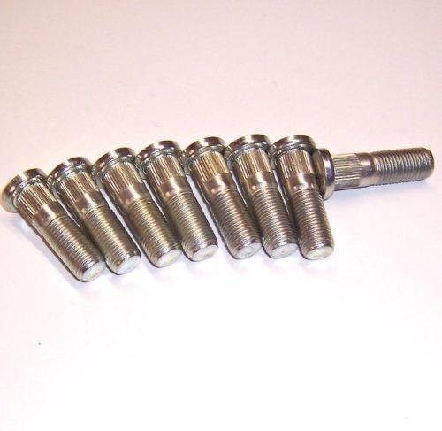 Qty-10-Lug-Nut-Studs-Front-Wheels-OEMSGP-Suzuki-Samurai-88-95-ATLGA-292434190296