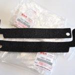 Targa-Bar-Rubber-Pad-Seals-LHRH-OEMSGP-Suzuki-Samurai-86-95-ATLGA-302620360456