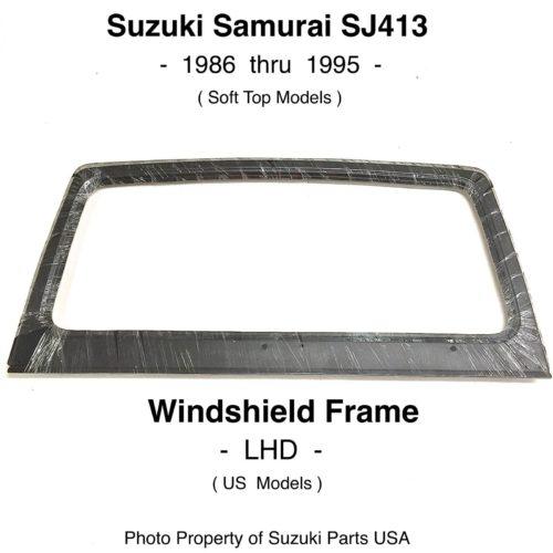 Windshield-Frame-LHD-SJ413-Suzuki-Samurai-1986-1995-ATLGA-292430909656