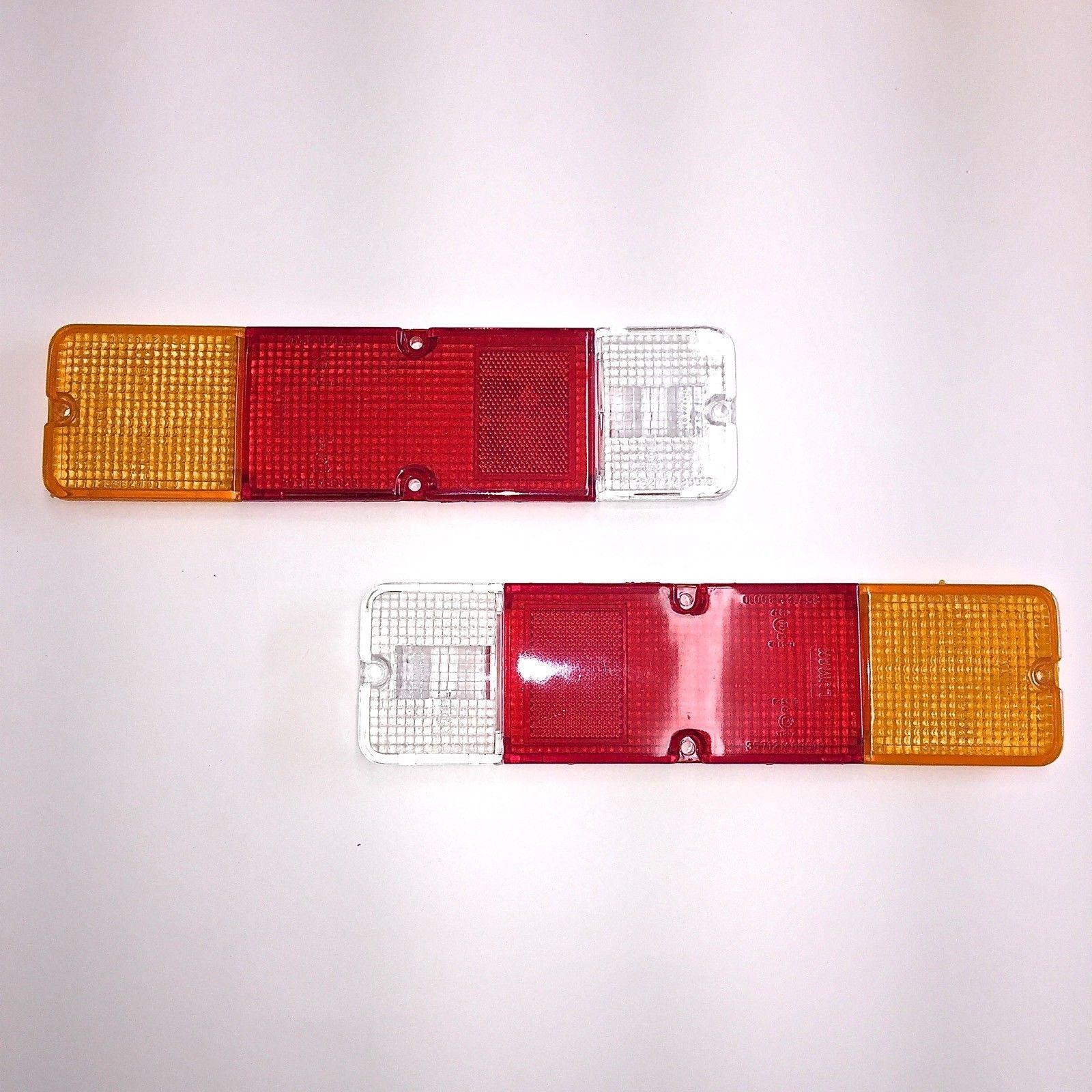 RH /& LH Suzuki Samurai 86-95 Complete Set of Lens