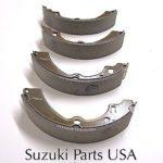 Rear-Brake-Shoes-Pads-LH-RH-OEMSGP-Suzuki-Samurai-86-95-ATLGA-302622224397