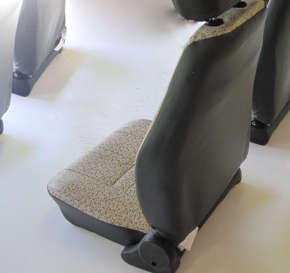 Seats W Headrests Amp Tilt Mechanisms Lh Amp Rh Oem