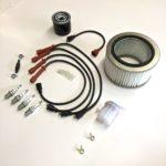 TUNE-UP-Oil-Air-Fuel-Filters-Spark-Plug-Wires-PVC-Suzuki-Samurai-84-95-302636997049