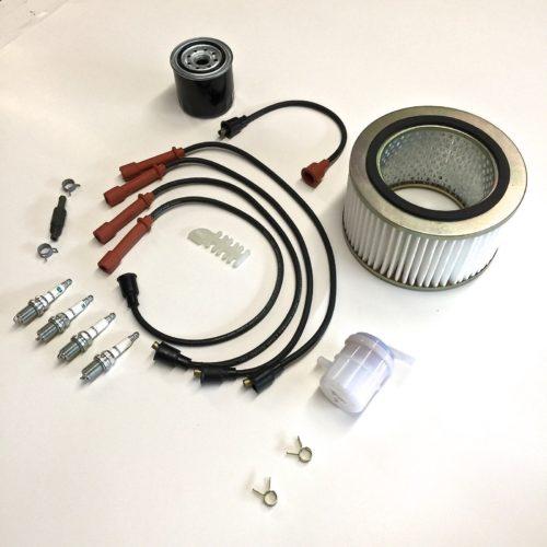 Tune-Up Kit w/ Fuel Filter - Samurai 85'-95' on